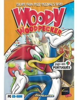 Woody Woodpecker - Escape From Buzz Buzzard's Park!