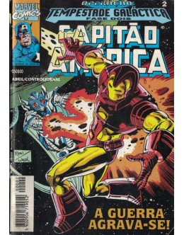 Capitão América N.º 2