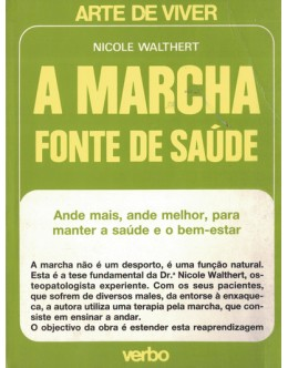 A Marcha, Fonte de Saúde | de Nicole Walthert