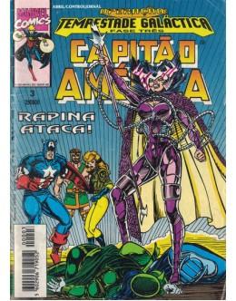 Capitão América N.º 3