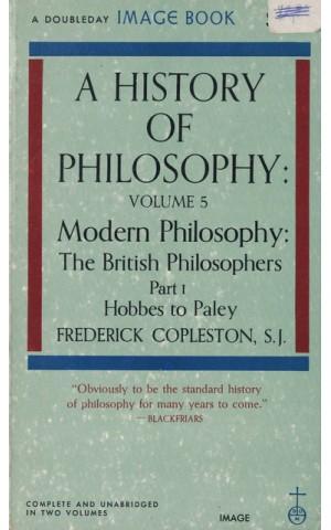 A History of Philosophy - Volume 5 Part I   de Frederick Copleston