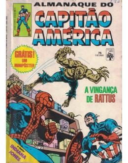 Almanaque do Capitão América N.º 75
