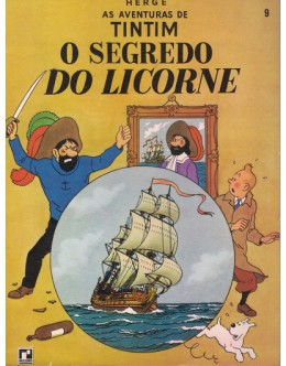 As Aventuras de Tintim - O Segredo do Licorne | de Hergé