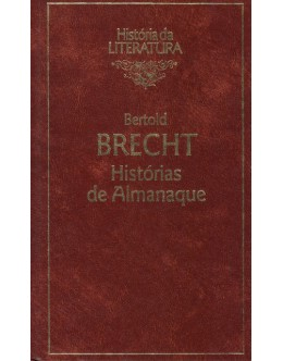 Histórias de Almanaque | de Bertold Brecht