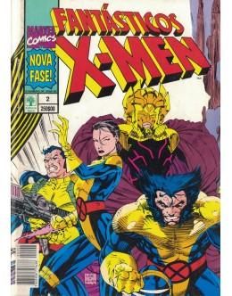 Fantásticos X-Men N.º 2