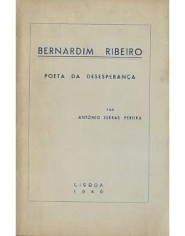 Bernardim Ribeiro - Poeta da Desesperança | de António Serras Pereira