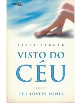 Visto do Céu | de Alice Sebold