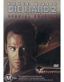 Die Hard 2: Die Harder [2DVD]