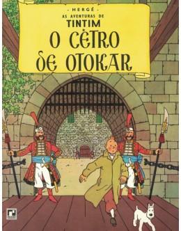 As Aventuras de Tintim - O Cetro de Otokar | de Hergé