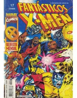 Fantásticos X-Men N.º 17