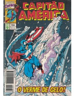 Capitão América N.º 186