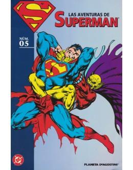 Las Aventuras de Superman - Núm. 05