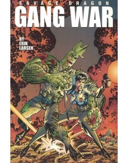 Savage Dragon: Gang War
