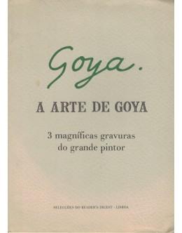 A Arte de Goya