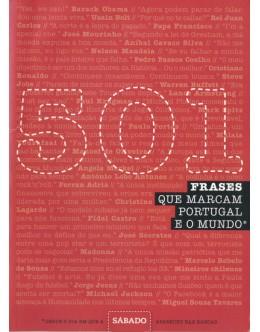 501 Frases que Marcam Portugal e o Mundo