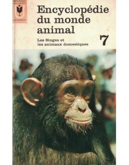Encyclopédie du Monde Animal - 7   de Maurice Burton