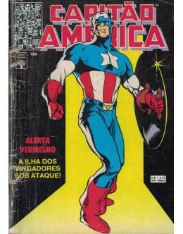 Capitão América N.º 164