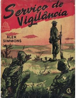 Serviço de Vigilância | de Alex Simmons