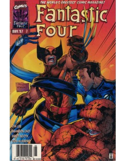 Fantastic Four - Vol. 2 No. 7