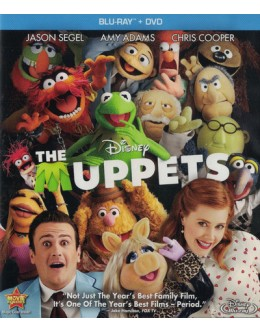 The Muppets [DVD+Blu-Ray]