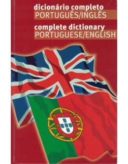 Dicionário Completo Português/Inglês - Complete Dictionary Portuguese/English