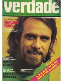 Verdade da Vida - N.º 17 - 1973