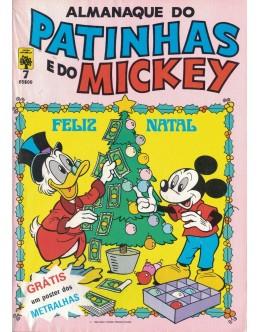 Almanaque do Patinhas e do Mickey N.º 7