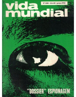 Vida Mundial - N.º 1558 - 18/04/1969