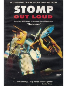 Stomp | Stomp Out Loud / Brooms [DVD]