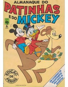 Almanaque do Patinhas e do Mickey N.º 6