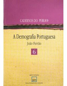 A Demografia Portuguesa | de João Ferrão
