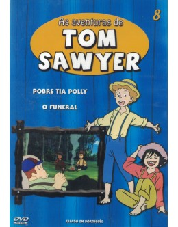 As Aventuras de Tom Sawyer - Volume 8 [DVD]