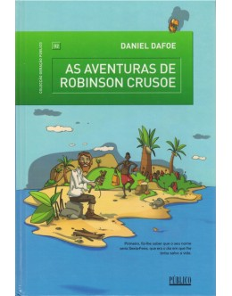 As Aventuras de Robinson Crusoe | de Daniel Dafoe