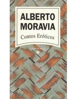 Contos Eróticos | de Alberto Moravia