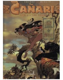 Cañari - Tome 1 - Les Larmes d'Or | de Didier Crisse e Carlos Meglia