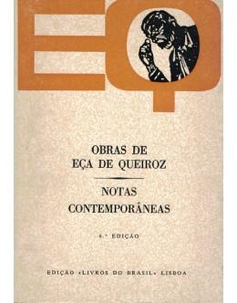 Notas Contemporâneas | de Eça de Queiroz
