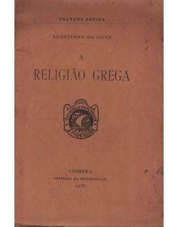 A Religião Grega | de Agostinho da Silva