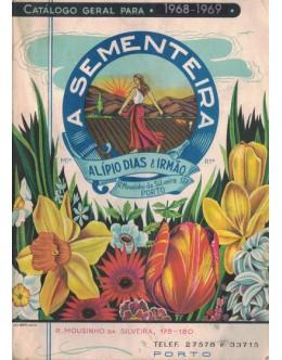 A Sementeira - Catálogo Geral para 1968-1969
