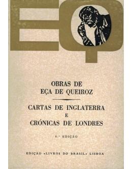 Cartas de Inglaterra e Crónicas de Londres | de Eça de Queiroz
