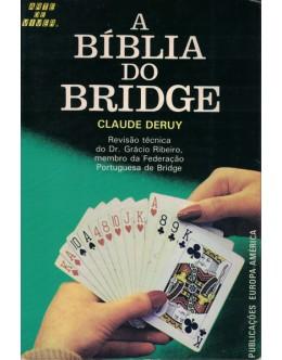 A Bíblia do Bridge | de Claude Deruy
