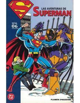 Las Aventuras de Superman - Núm. 06