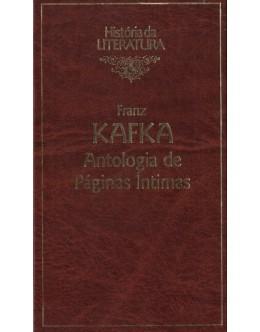 Antologia de Páginas Íntimas | de Franz Kafka