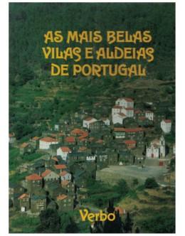 As Mais Belas Vilas e Aldeias de Portugal | de Júlio Gil e Augusto Cabrita