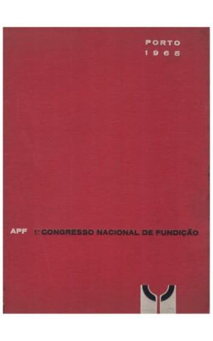 1.º Congresso Nacional de Fundição - Porto 1965