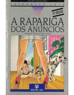 A Rapariga dos Anúncios | de Álvaro Magalhães