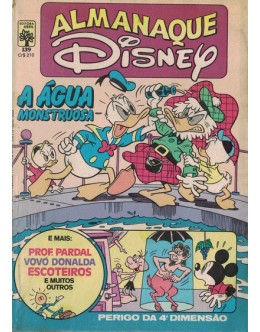 Almanaque Disney N.º 139
