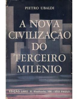 A Nova Civilização do Terceiro Milênio | de Pietro Ubaldi