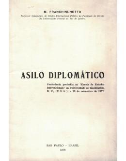Asilo Diplomático | de M. Franchini-Netto