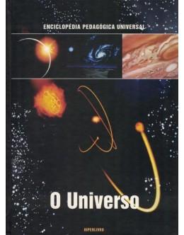 Enciclopédia Pedagógica Universal - O Universo   de Lorenzo Pinna
