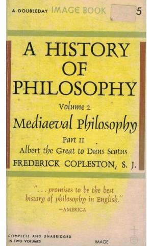 A History of Philosophy - Volume 2 Part II   de Frederick Copleston